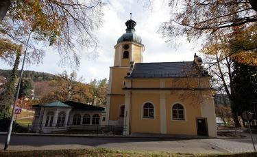 Sanktuarium Matki Bożej Uzdrowienia Chorych (Fot. mateo)