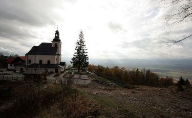 "Sanktuarium ""Maria Śnieżna"" (Fot. mateo)"