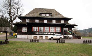 Schronisko Andrzejówka (Fot. aga)