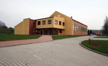 Ścianka wspinaczkowa w Mieroszowie (Fot. aga)