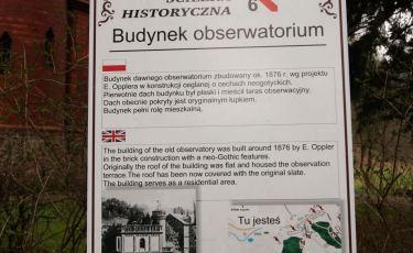 Ścieżka historyczna Sokołowska (Fot. aga)