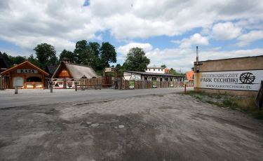Średniowieczny Park Techniki (Fot. krystian)