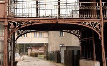 Stara zabudowa sanatoryjna Sokołowsko (Fot. aga)