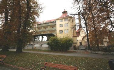 Szpital Uzdrowiskowy Wielka Pieniawa (Fot. mateo)
