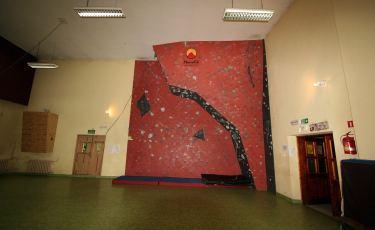 Sztuczna ścianka (Fot. krystian)