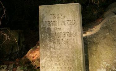 Trasa turystyczna im. Franciszka Pabla – Szczeliniec Wielki (Fot. krystian)