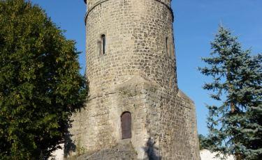 Wieża Bramy Bolesławickiej. (Fot. Paweł Witan Licencja CC BY-NC-SA 2.0)