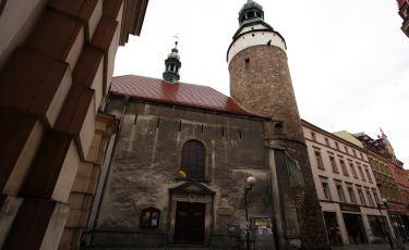 Wieża Bramy Wojanowskiej (Fot. aga)