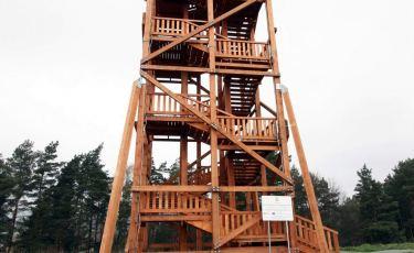 Wieża Widokowa na Parkowej Górze (Fot. aga)