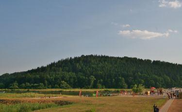 Zalew (kąpielisko) w Gorzuchowie (Fot. krystian)