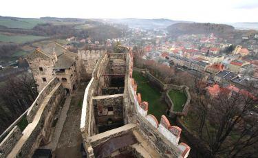 Zamek Bolków (Fot. mateo)
