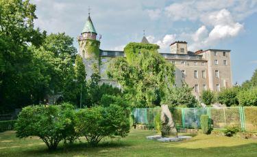 Zamek Leśny Kamień (Leśna) (Fot. krystian)
