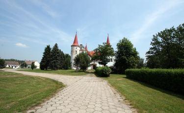 Zamek w Stoszowicach (Fot. krystian)
