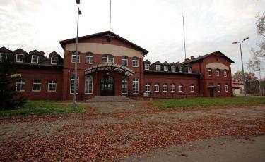 Zespół budynków stacyjnych (Fot. mateo)
