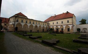 Zespół klasztorny Cystersów  (Fot. krystian)